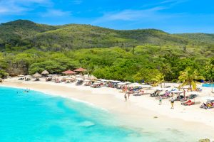 Vliegticket Curaçao