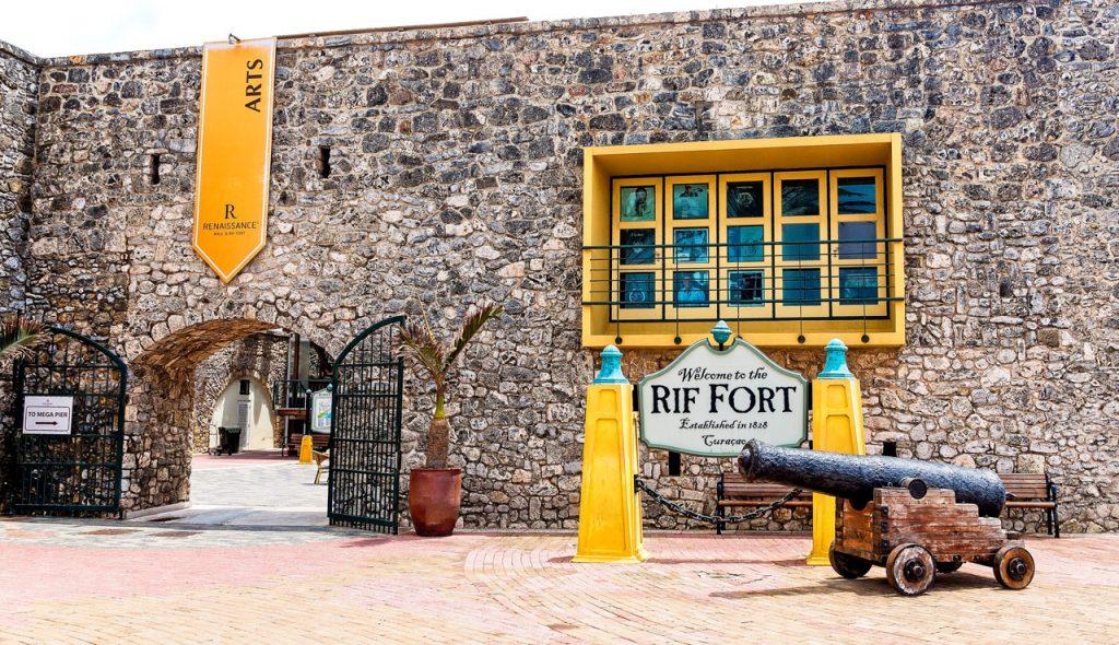 De forten van Curacao